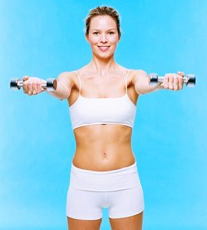 wrist rotation fitness focus shoulders lower arms